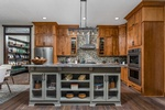 Modular Kitchen Interior Design Services Carmel IN by Luxe Home Interiors