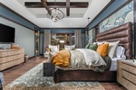 Luxury Bedroom Interior Design Services Fishers IN by Luxe Home Interiors