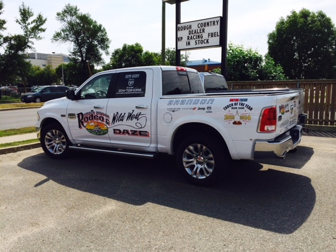 Vehicle Graphics Manitoba