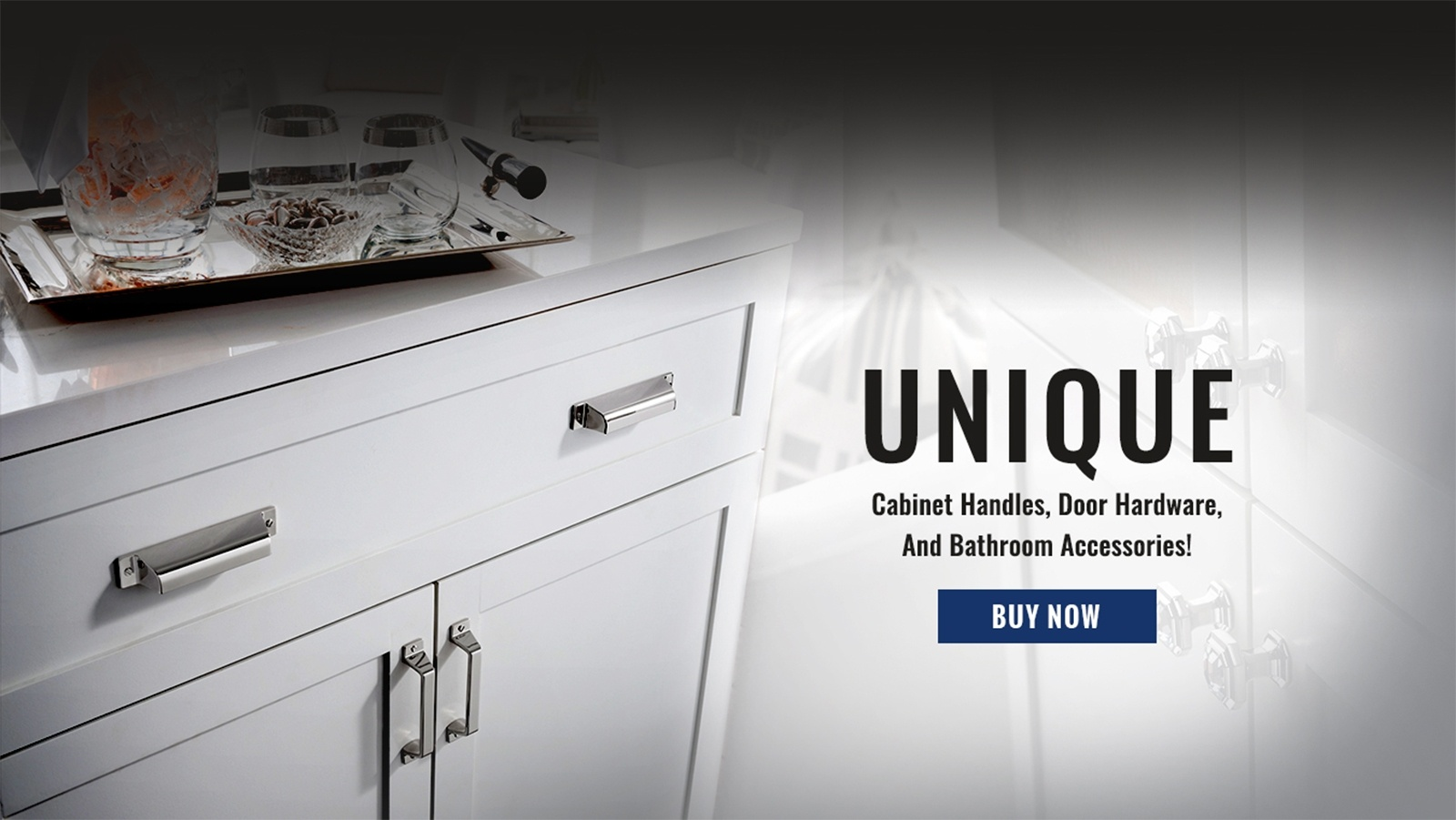 Unique Cabinet Handles, Door Hardware, and Bathroom Accessories by Handle This