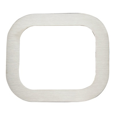 Atlas Homeware Paragon House Number 0 - Buy House Number Signs Aurora at Handle This
