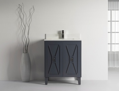 Avery Single Bathroom Vanity Cabinet - Buy Bathroom Vanities Bradford ON at Handle This