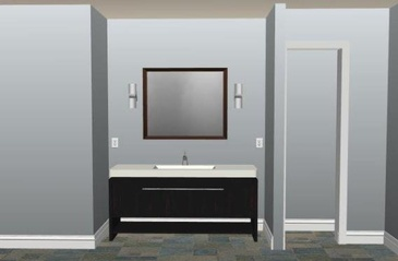 Powder Room Designs North York