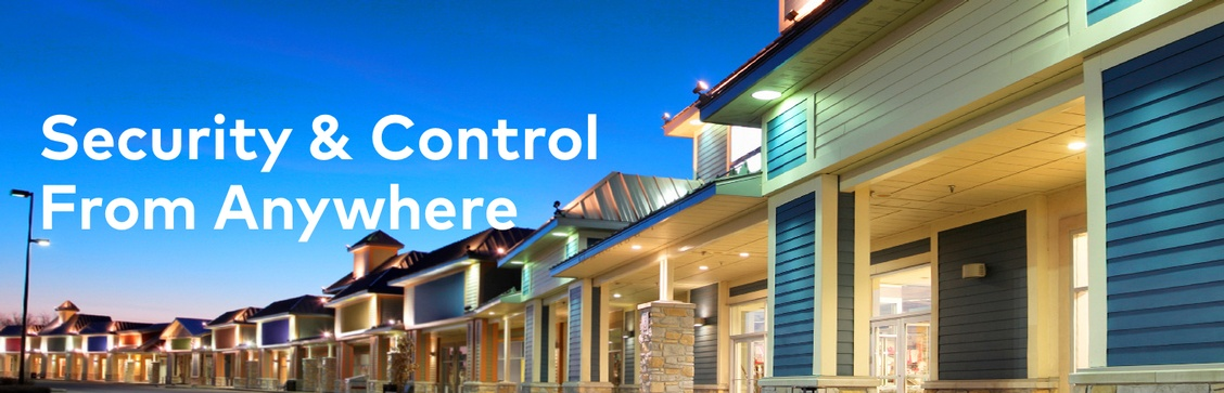 Control Doors from anywhere in the World