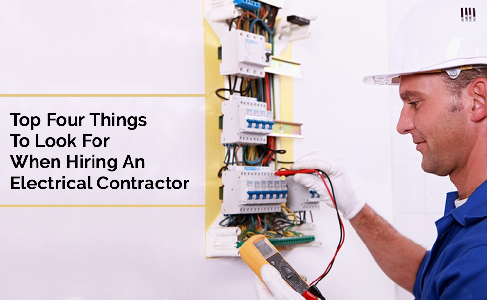 electrical contractors Surrey