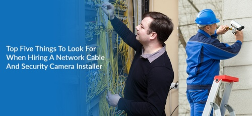 Data Network Cabling in Toronto