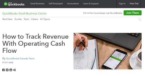 QuickBooks in Courtice