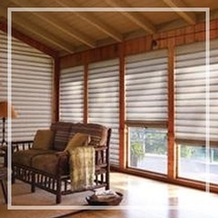 Window Shutters in Muskoka