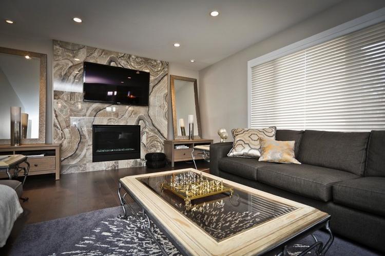 Signal Ridge Residence | Bathroom Interior Design Calgary, Okotoks