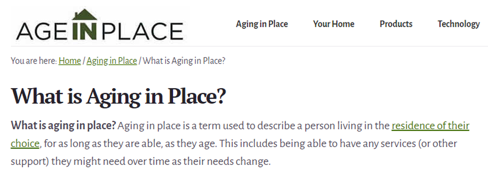 What is Aging in Place  - Age in Place Definition.png