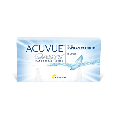 Acuvue Oasys 2 Week with Hydraclear Plus