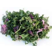 Kale Chopped Red-Green
