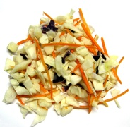DICED COLESLAW MIX