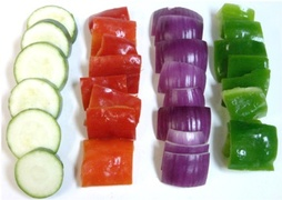 4 COLOUR KABOB KIT