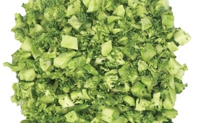 DICED BROCCOLI