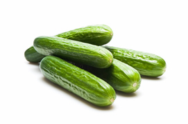 Buy Cucumbers Online at Fresh Start Foods - Seasonal Vegetables Quebec