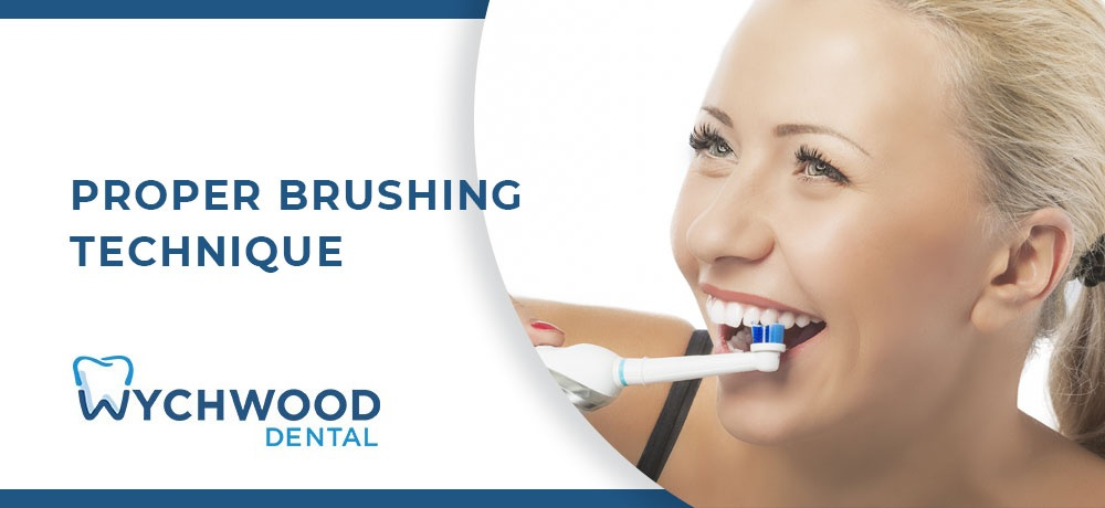 Proper Brushing Technique