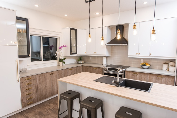Kitchen Design in Edmonton by Herr Design