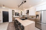 Modern Kitchen Design in Edmonton by Herr Design
