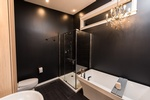 Luxury Bathroom Design in Windermere AB by Herr Design