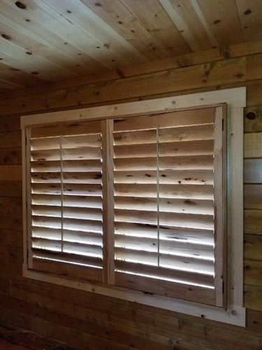 Manual Roller Shades in St.George