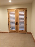 Custom Wood Shutters in St.George