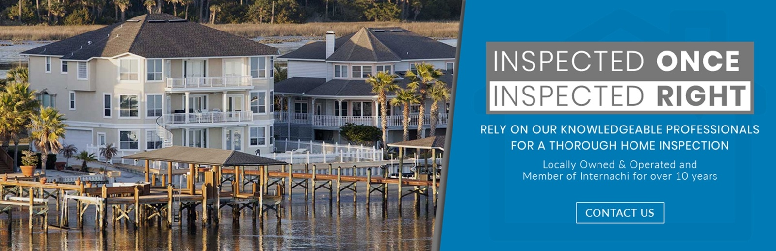Certified Home Inspectors Homosassa FL