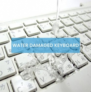 Water Damaged Keyboard Repair Vancouver