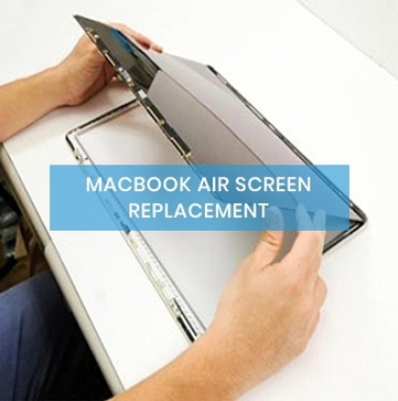 Macbook Air Screen Replacement Vancouver