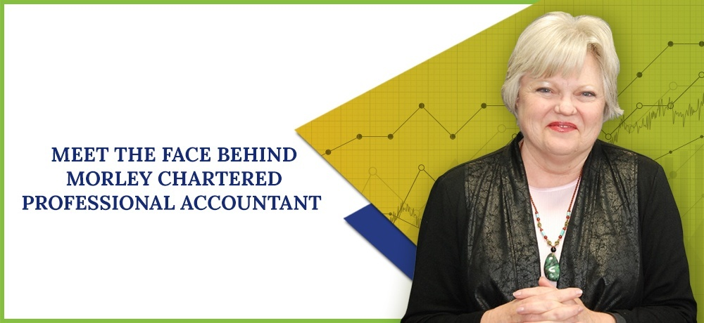 Meet The Face Behind Morley Chartered Professional Accountant - Theresa Morley.