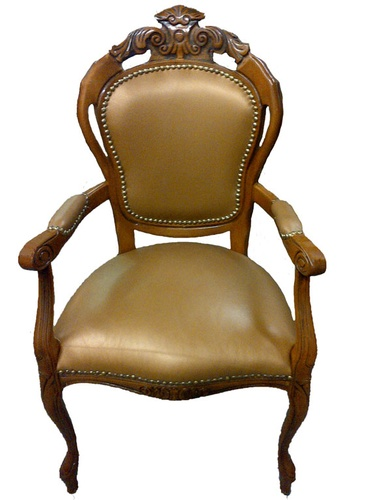 Antique Victorian Upholstered armchair by Nesco Upholstery and Design