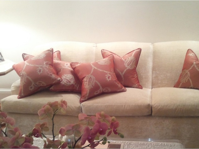 Custom Upholstery Services by Nesco Upholstery and Design