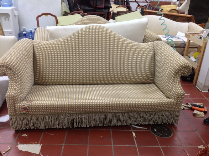 Residential Upholstery in Manhattan by Nesco Upholstery and Design