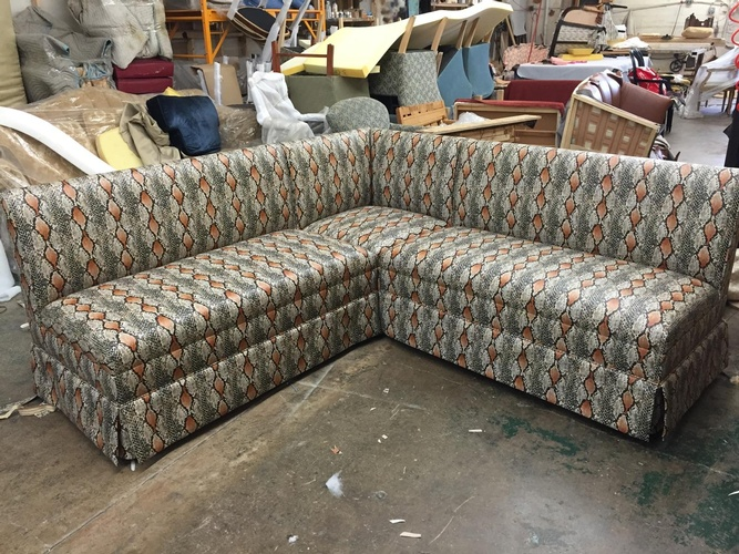 Residential Upholstery in Manhattan by Brooklyn Upholsterers - Nesco Upholstery and Design