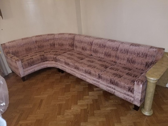Commercial Upholstery Repair by Nesco Upholstery and Design