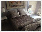 Upholstered Bed by Nesco Upholstery and Design