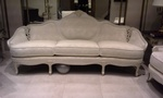 Cream color Cushioned Sofa by Nesco Upholstery and Design