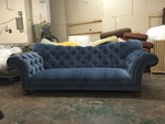 Living room Upholstered Fabric Sofa by Brooklyn Upholsterers - Nesco Upholstery and Design