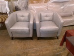 Modern Tub Chairs - Furniture Refinishing in Brooklyn by Nesco Upholstery and Design