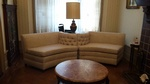 Modern Upholstered Sectional Sofa by Manhattan Upholsterers - Nesco Upholstery and Design