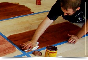 Floor Finishing Services by Al Havner and Sons Hardwood Flooring