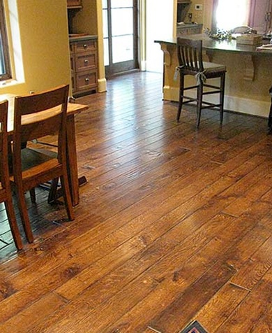 Solid Hardwood Floor Installation and Refinishing Services in Dearborn Heights, Michigan
