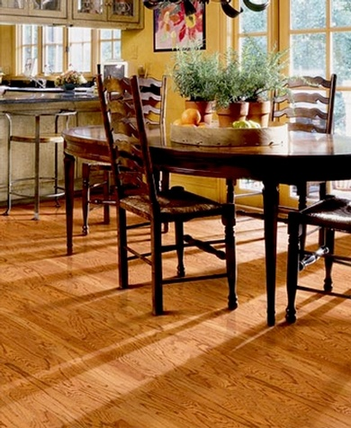 Engineered Hardwood Floor Installation and Refinishing Services in Dearborn Heights, Michigan