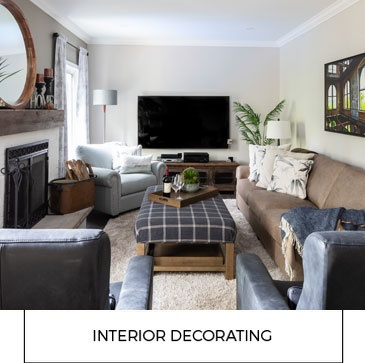 Interior Decorating Oakville ON