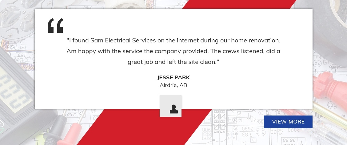Airdrie Electricians