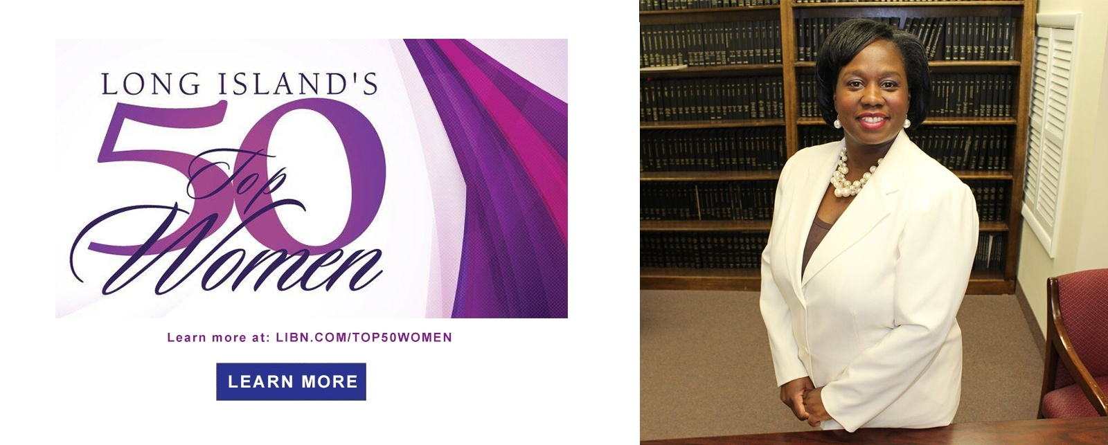 Long Island's 50 Top Women