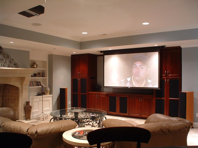 Home Theaters Installation Chesterfield