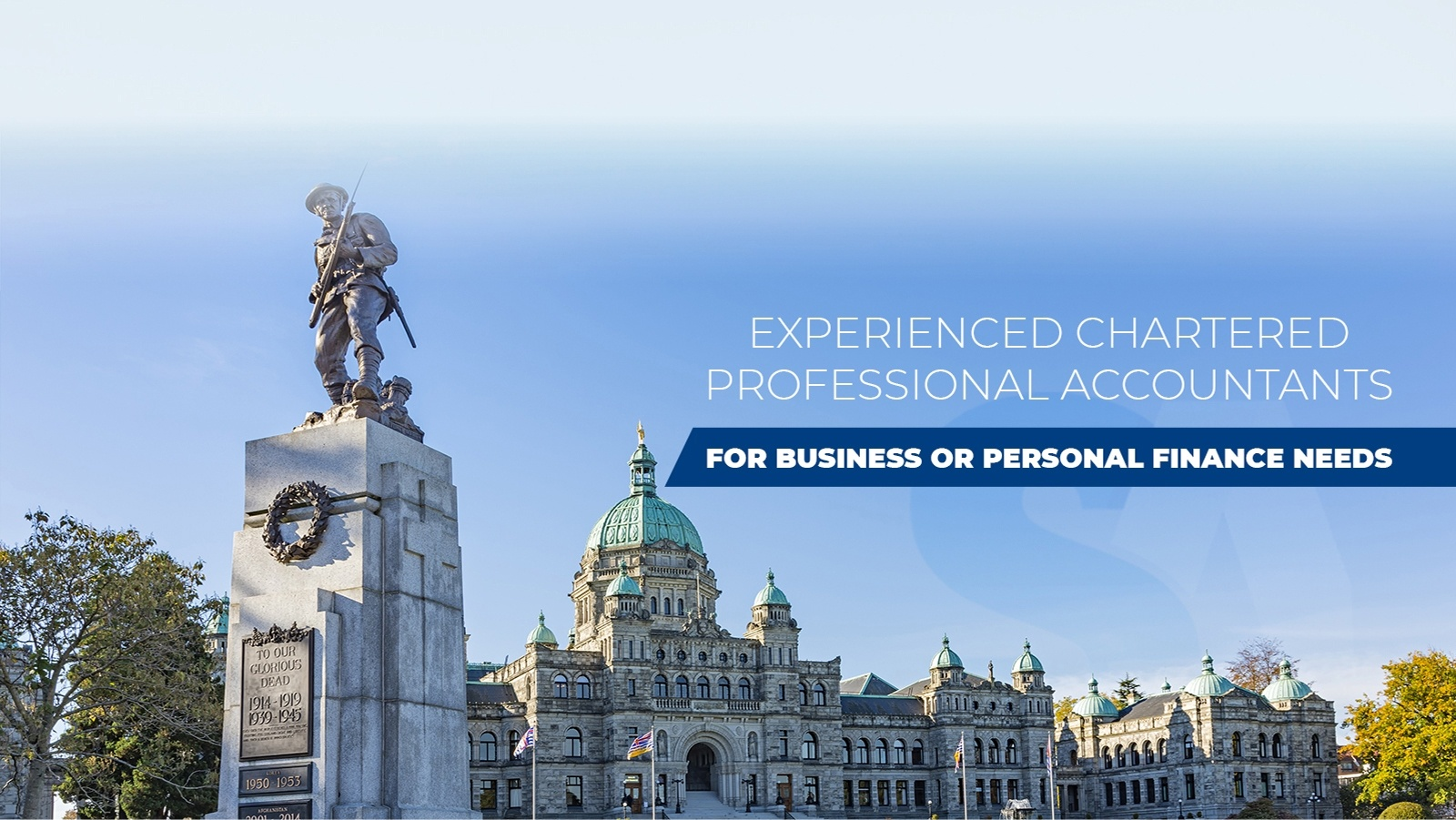 Accounting Firm in Victoria, BC
