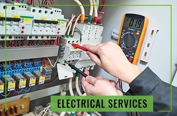 Electrical Contractors, Solar Installers in Oliver