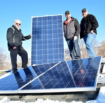 Solar Providers Oliver BC